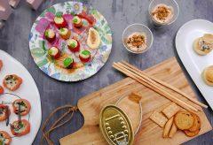 5 aperitivos fáciles para cualquier fiesta