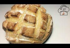 Cómo hacer pan casero rápido en 1 hora