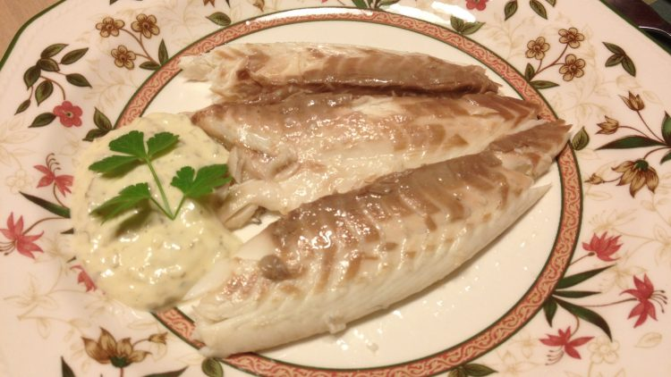 Dorada a la sal / Receta pescado fácil