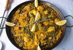 Paella Valenciana / La auténtica receta de Valencia
