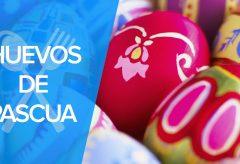 Cómo hacer huevos de Pascua de chocolate paso a paso