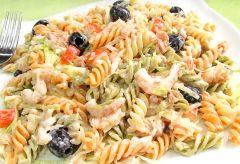 Cómo preparar una deliciosa ensalada de pasta