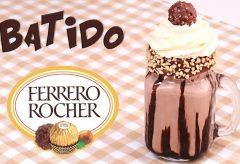 Hacer un delicioso batido de Ferrero Rocher – Freak Shake