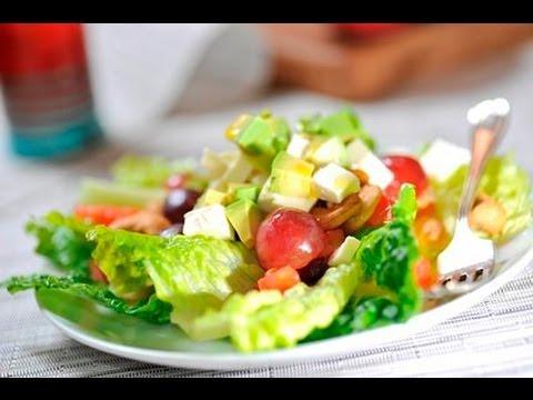 Preparar una ensalada de primavera – Spring Salad