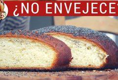 Pan casero de papa / patata, el pan que no envejece