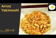 Cómo preparar el arroz Yakimeshi