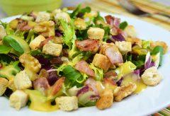 Ensalada California  / Recetas de cocinas Sanas