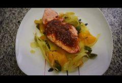 Filetes de pavo al limón / Receta fácil y baja en calorías