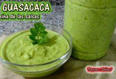 Guasacaca venezolada, la mejor de todas las salsas