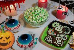 3 recetas dulces para la fiesta de Halloween