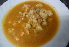 Preparar una sopa de pescado fácil, rápida y económica