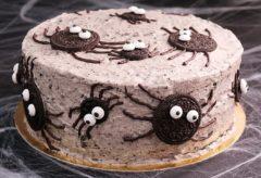 Tarta Oreo especial para Halloween