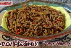 Carne Mechada / Receta venezolana