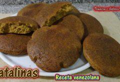 Catalinas, paledonias y cucas / Receta tradicional venezolana