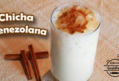Chicha de Arroz Venezolana/Bebida Cremosa y Refrescante