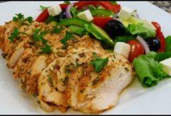 Cómo hacer de forma fácil el Pollo estilo Libanés