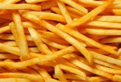 Cómo hacer papas a la Francesa tipo restaurante fast-food