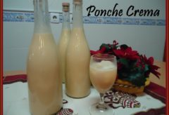 Cómo hacer un ponche Crema para celebraciones