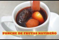 Cómo preparar el mejor ponche de frutas