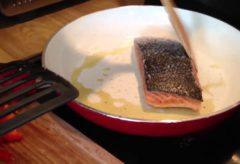 Cómo preparar fácilmente un Salmón al sartén