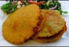 Cómo preparar las clásicas Gorditas Fritas Infladas de México