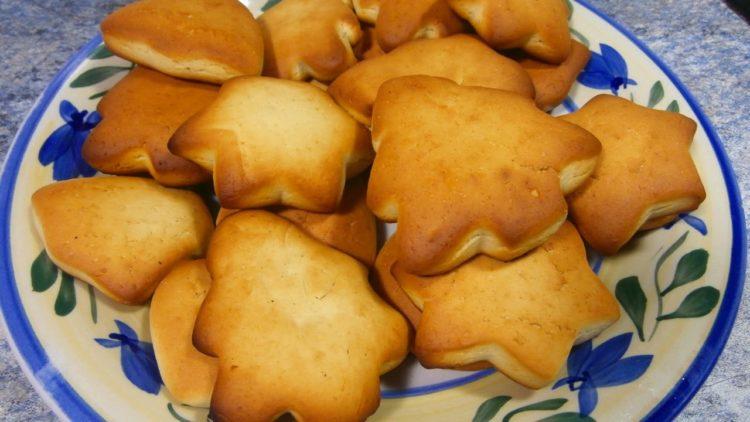Cómo preparar un clásico de la navidad: Galletas de Mantequilla