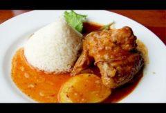 Cómo preparar un exquisito Pollo al Vino peruano