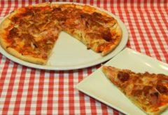 Cómo preparar una Masa de pizza fina y extracrujiente