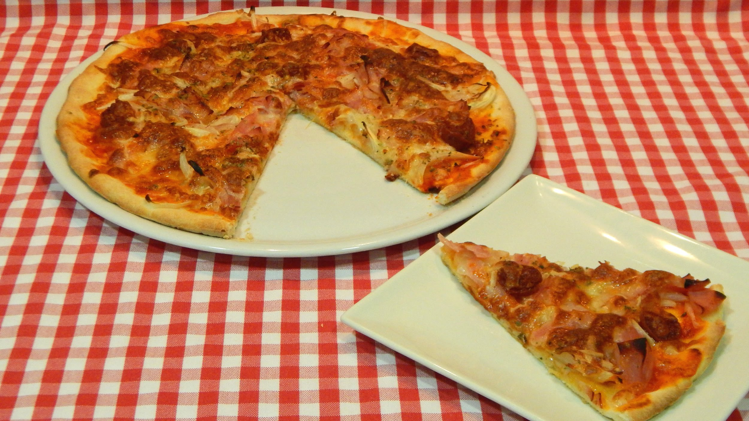 Cómo preparar una Masa de pizza fina y extracrujiente - Vídeos de ...