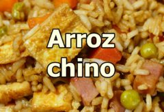 Prepara tu arroz chino frito en casa