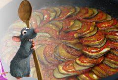 Ratatouille, la receta de la pelicula | Recetas de Cine
