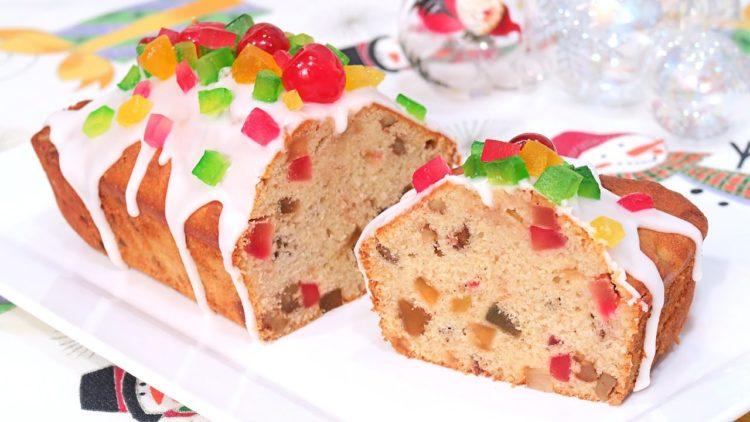 Receta navideña: preparar un bizcocho de Navidad