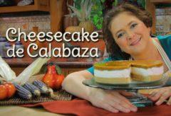 Cómo hacer Cheesecake de calabaza sin horno