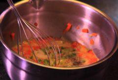 Cómo hacer Rollitos de huevo con verduras
