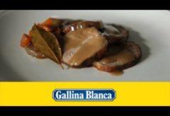 Cómo preparar Redondo de ternera asado al horno