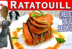 Cómo se prepara la receta de Ratatouille