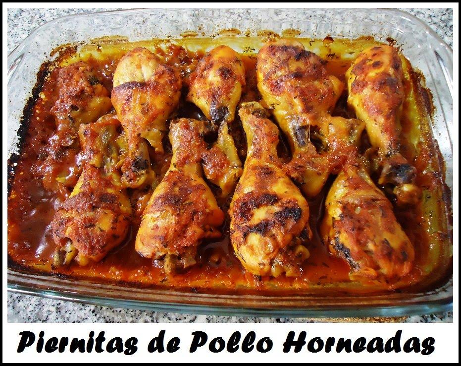 Prepara tus propias piernitas de pollo horneadas v deos for Maneras de cocinar pollo