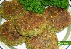Preparar una receta de Hamburguesas Vegetarianas