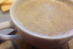 Vídeo-receta de cómo preparar Ponche de huevos, café y chocolate