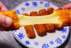 Cómo hacer Bolitas de queso