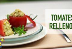 Cómo hacer Tomates Rellenos