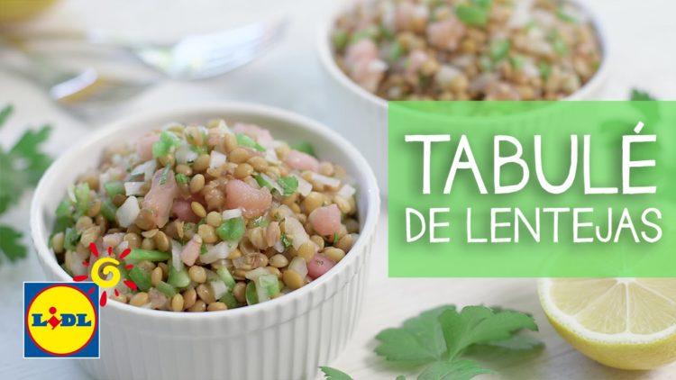 Cómo preparar Tabulé De Lentejas