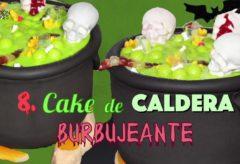 11 recetas de postres y pasteles para Halloween