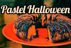 Pastel especial para Halloween